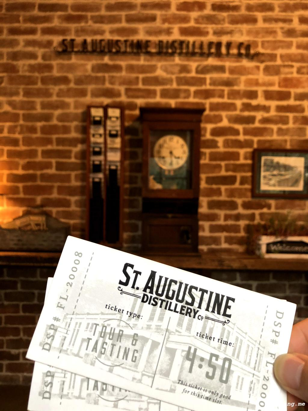 St Augustine Distillery tickets