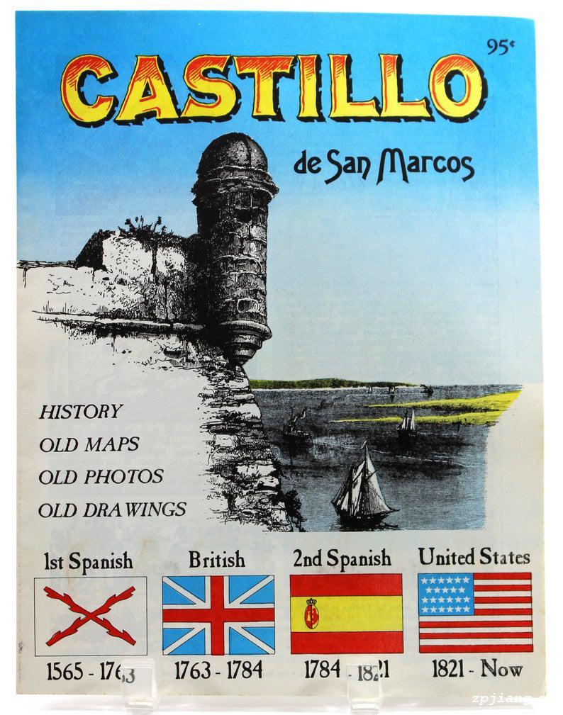 History Castillo de San Marcos