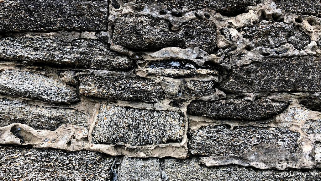 Walls in Castillo de San Marcos