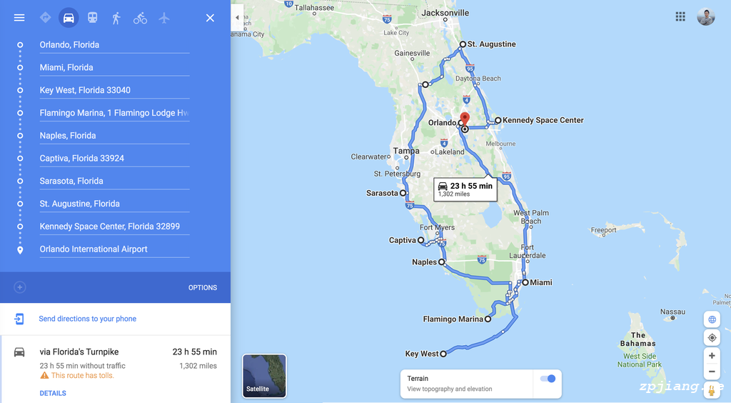 2019 year end florida road trip in 13 days