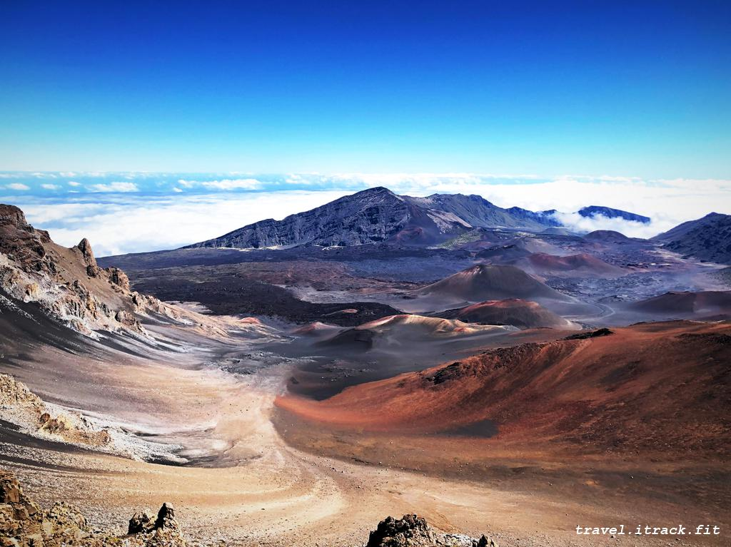 Haleakala National Park, Red Hill