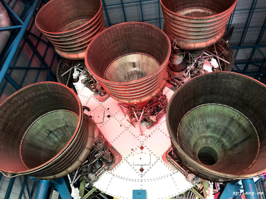 Saturn V Launch Center