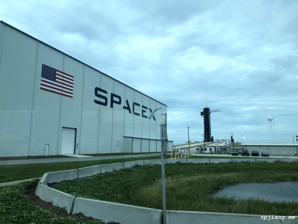 SpaceX Launch Platform