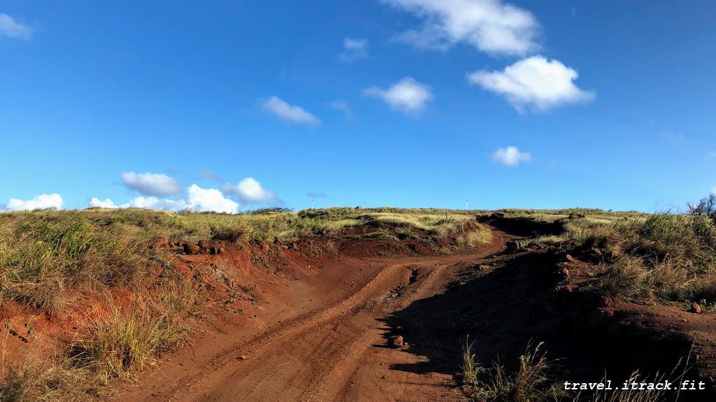 Polihua Trail