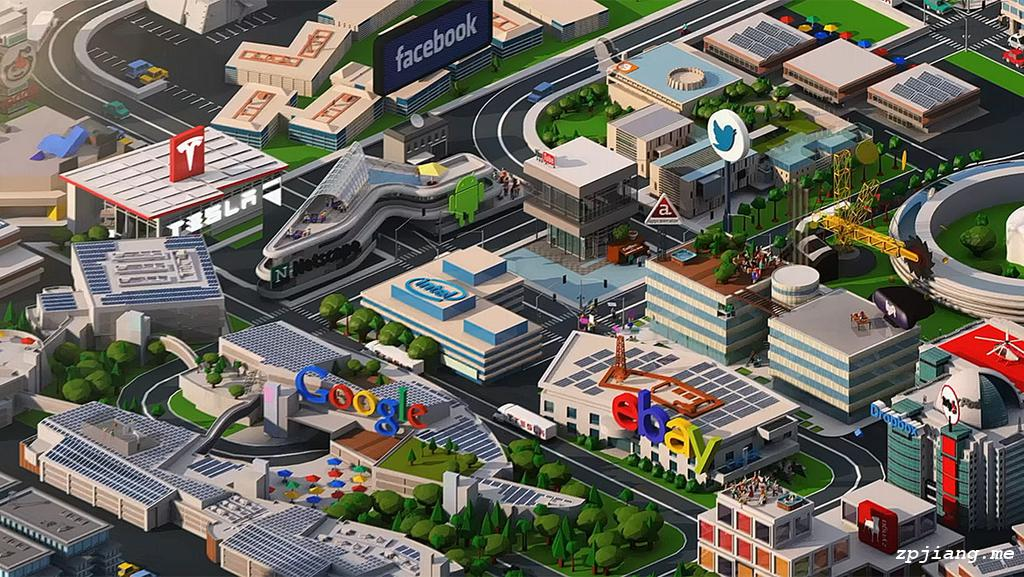 Silicon Valley TV Show Intro Screenshot.