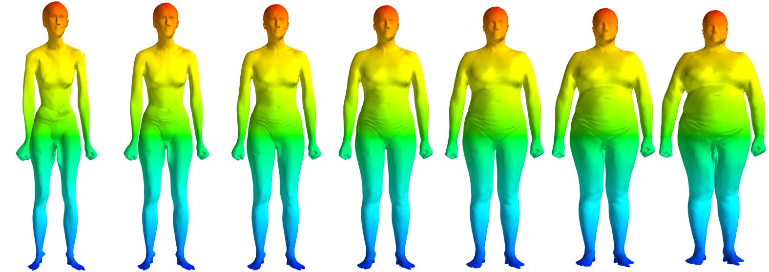 GitHub - 1900zyh/3D-Human-Body-Shape