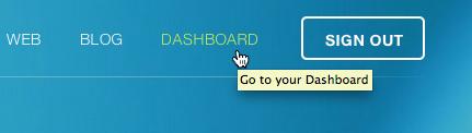 Gå till Dashboard