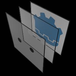 Godot KRA/PSD importer's icon