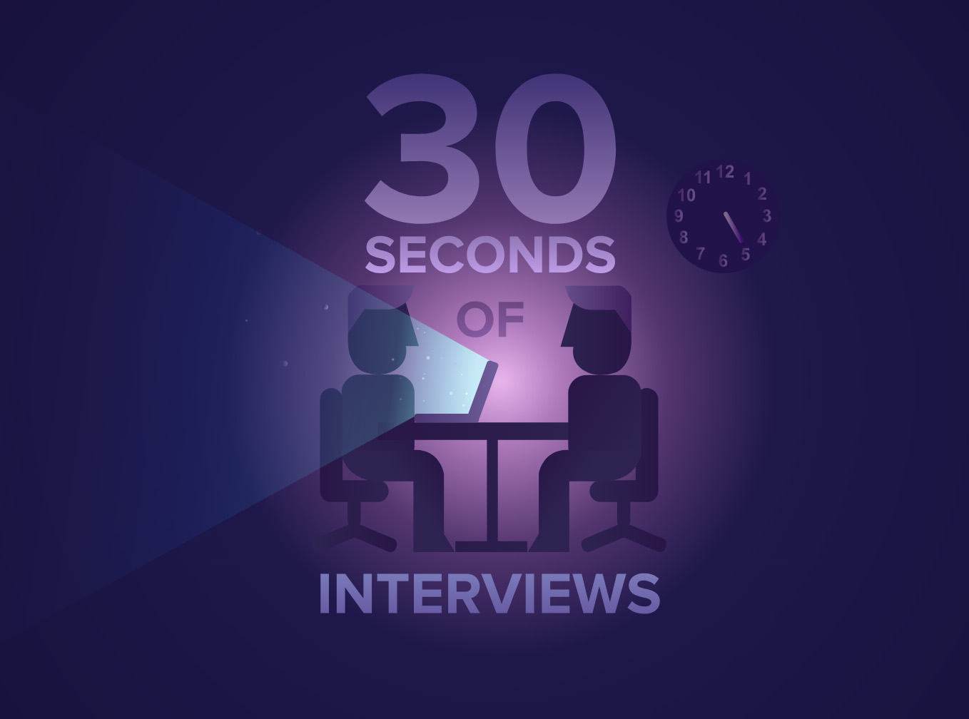 30 Seconds of Interviews logo