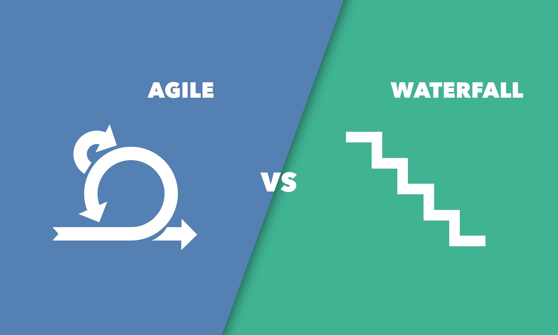 Agile-vs-Waterfall-review