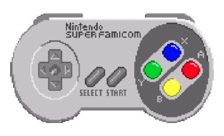 Super Famicom Controller Test Program