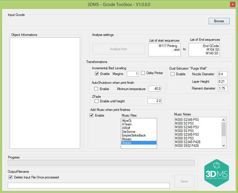 Gcode Toolbox