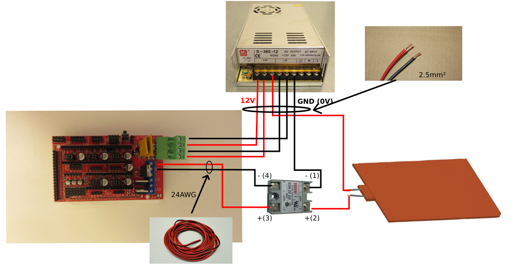 Ssr Wiring Ramps - Wiring Diagram Directory on