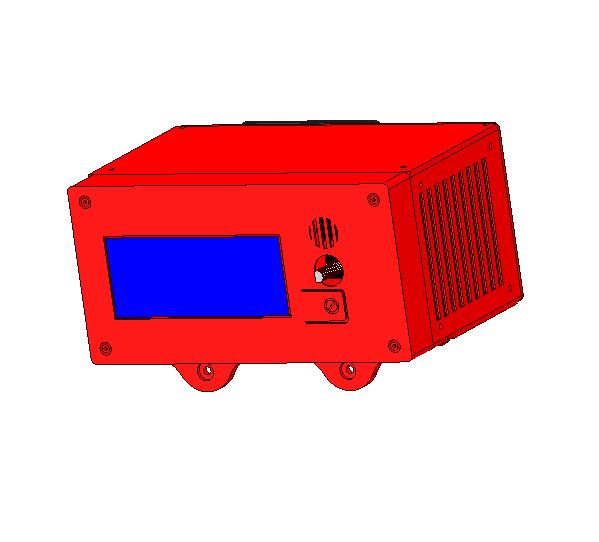 boîtier électronique