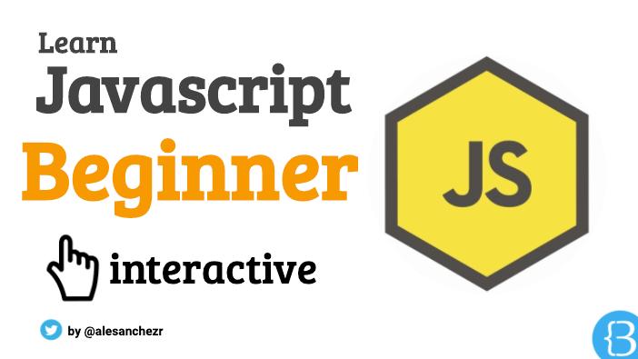 Preview for Javascript Beginner Tutorial (interactive)
