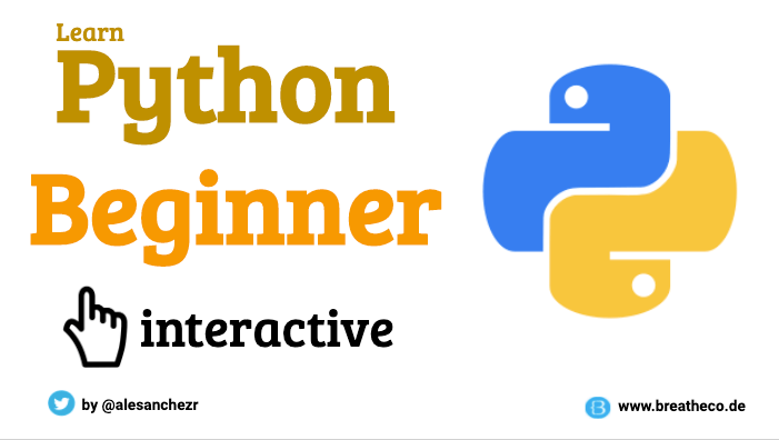 Preview for Learn Python Interactively (beginner)