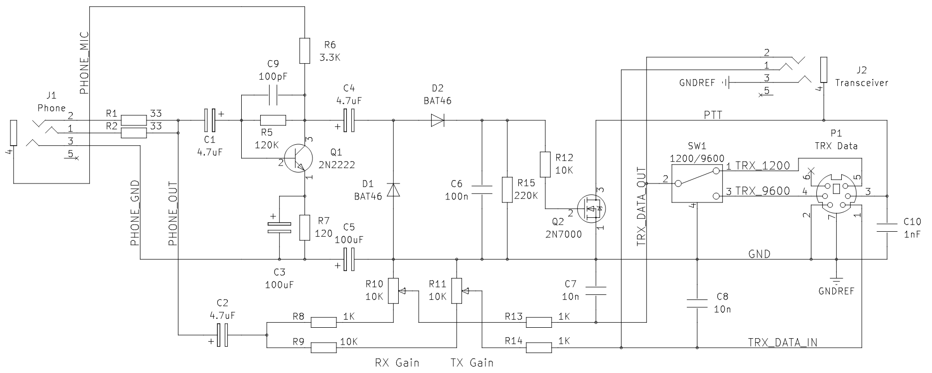 BOM version with MOSFET