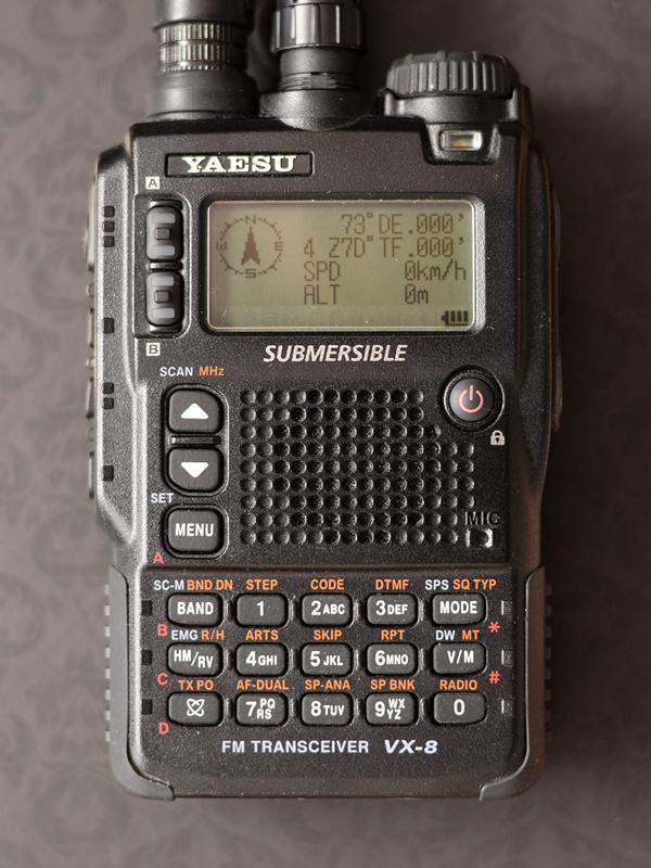 GitHub - 4x1md/vx8_gps: DIY GPS module for Yaesu VX-8DR/VX-8DE