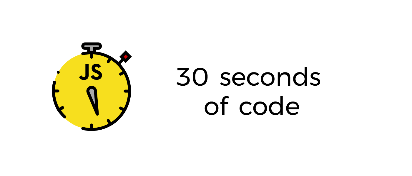 30-seconds-of-code