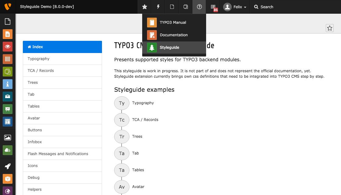 7elix/styleguide - Packagist