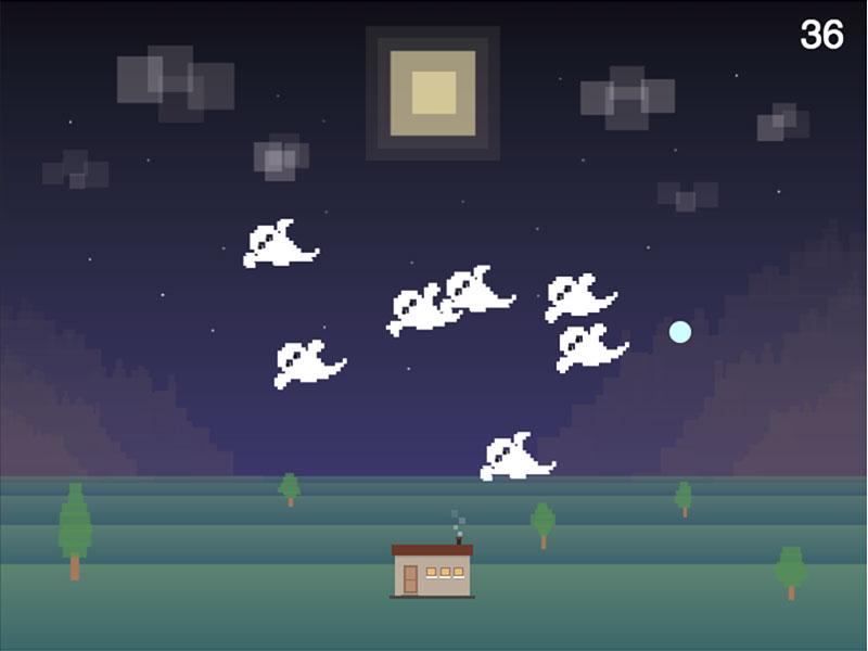 Ghoster Land Gameplay