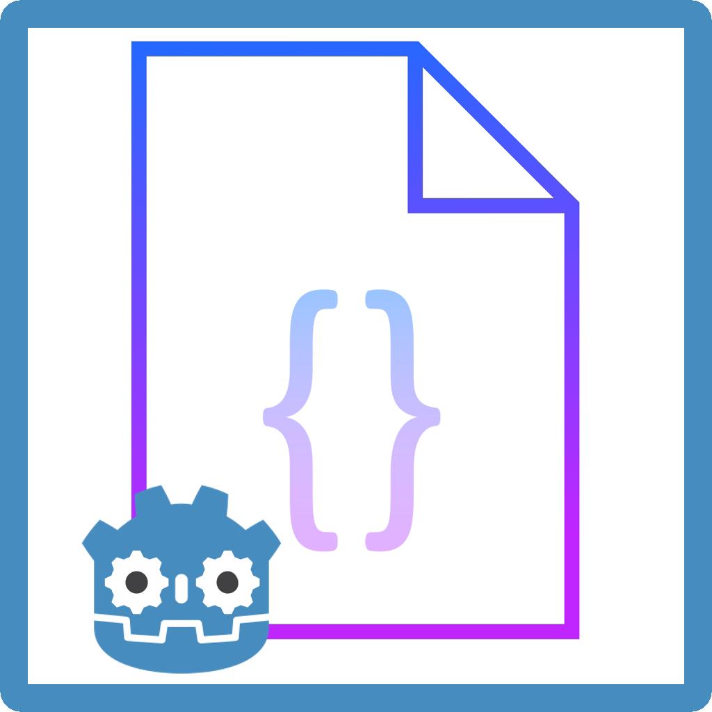 JSON Configuration File's icon