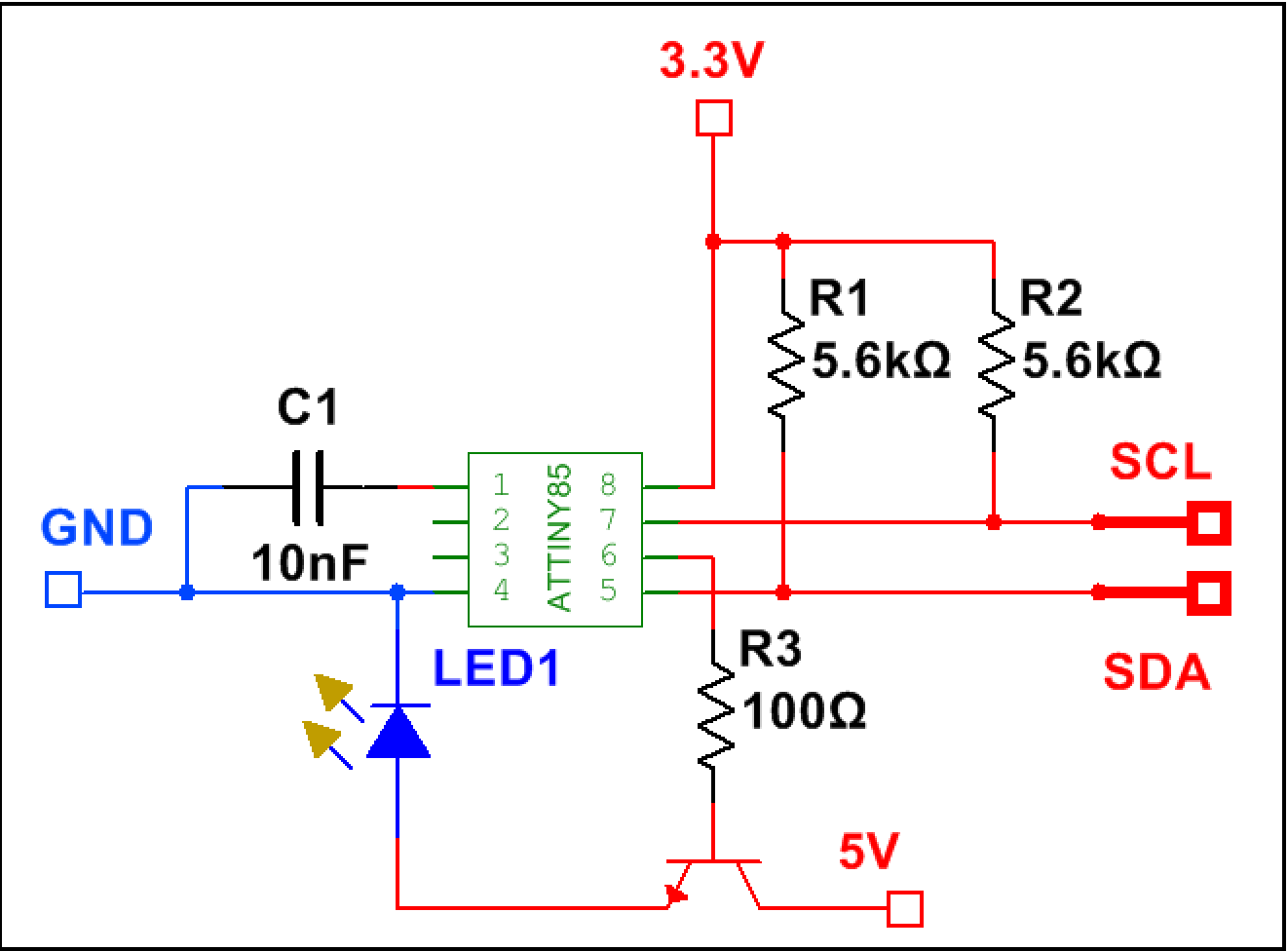Wr703n Attiny85 Infrared on pressure switch wiring diagram