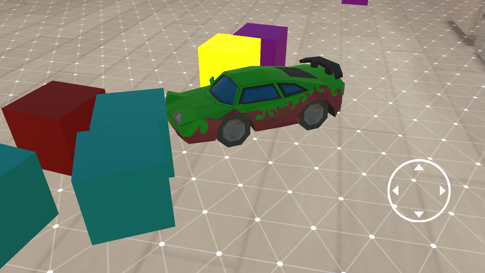 AR Core Remote Control Car Simulation - UnityList
