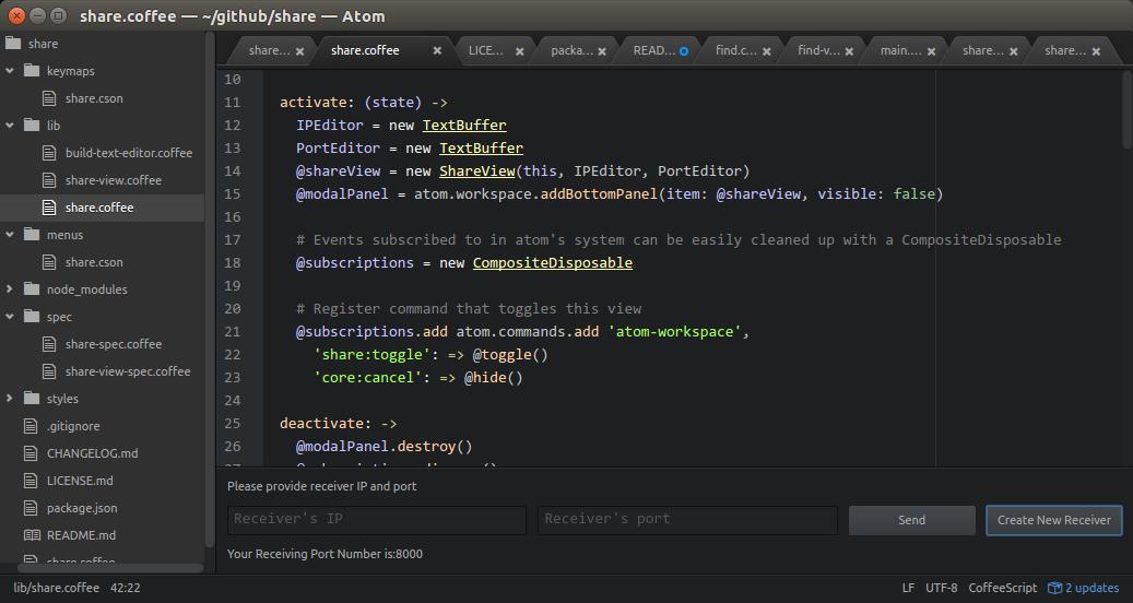 code-share