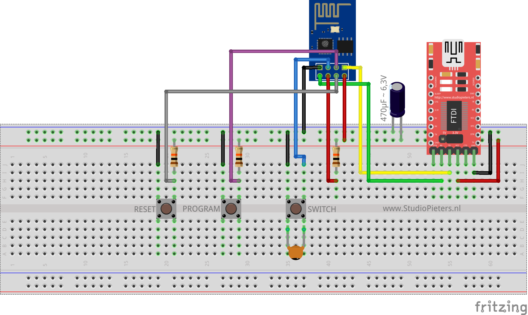 Image of HomeKit Light Button
