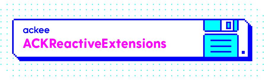 ackee ACKReactiveExtensions