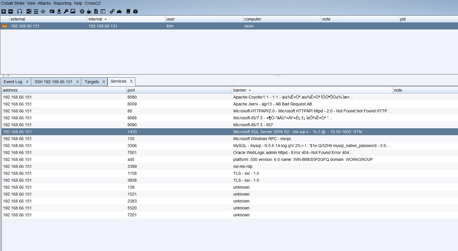 serverscan_services
