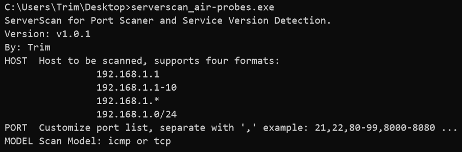 Air_scan_probes_use