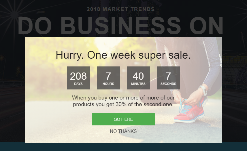 target-experience-templates/lightbox-countdown at master · Adobe