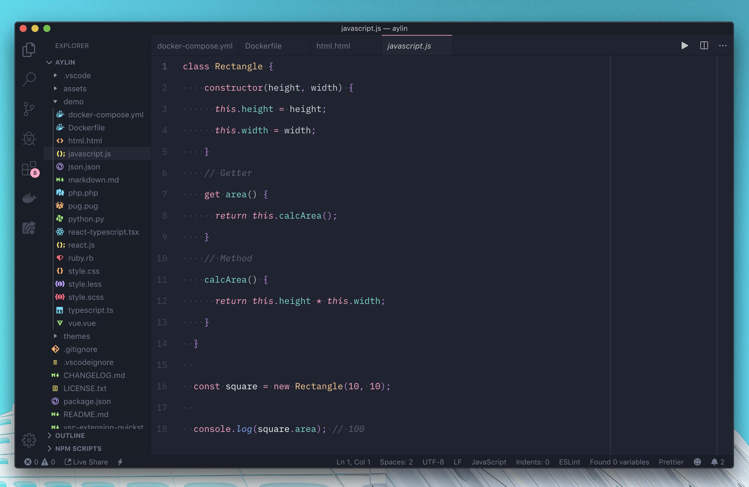 JavaScript)