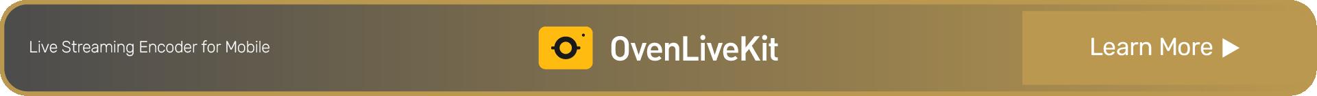 OvenLiveKit