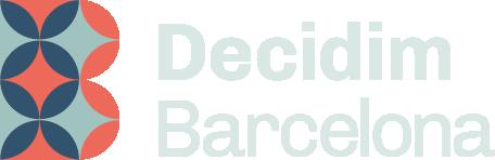 decidim.barcelona logo