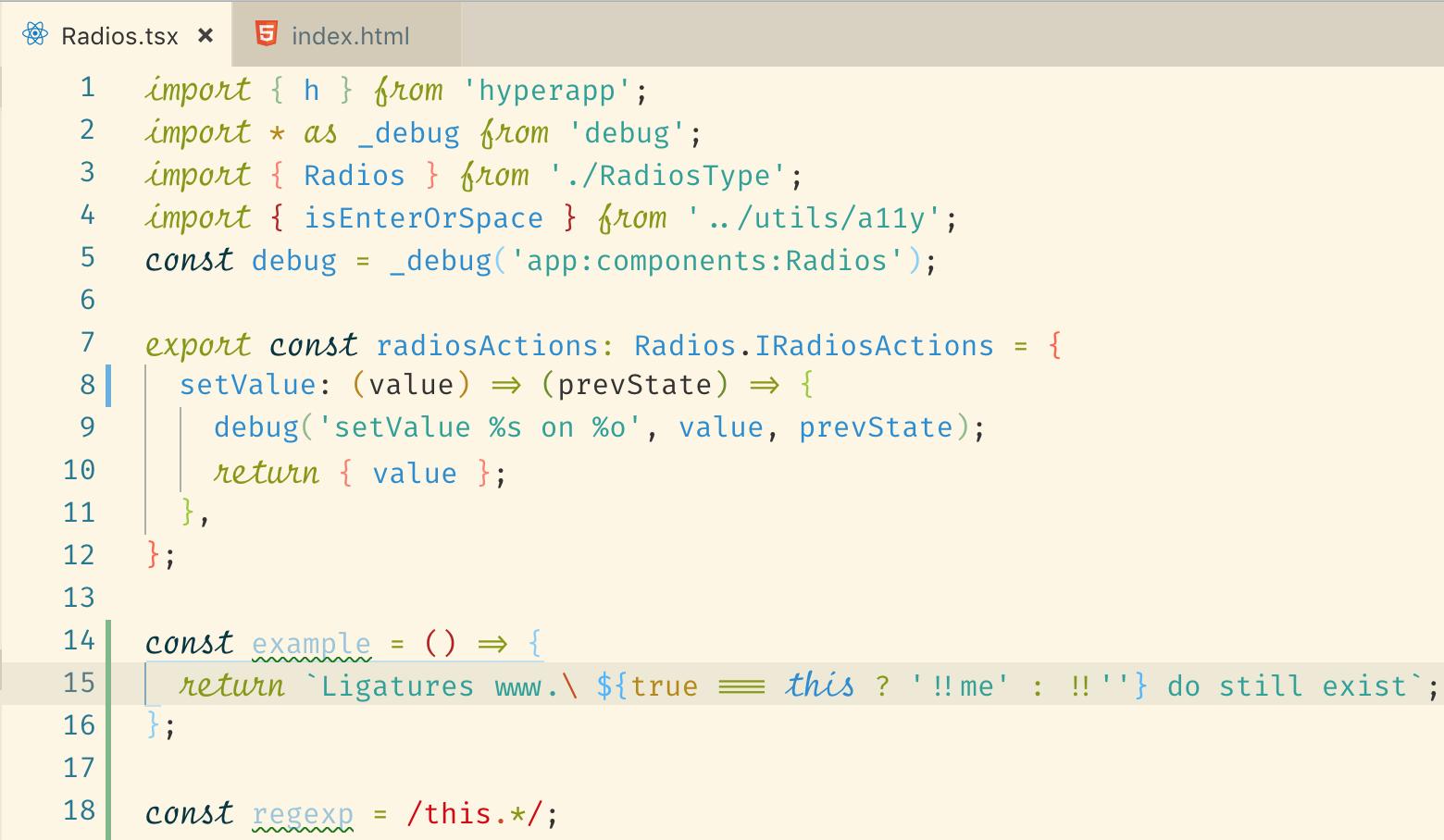 Typescript demo