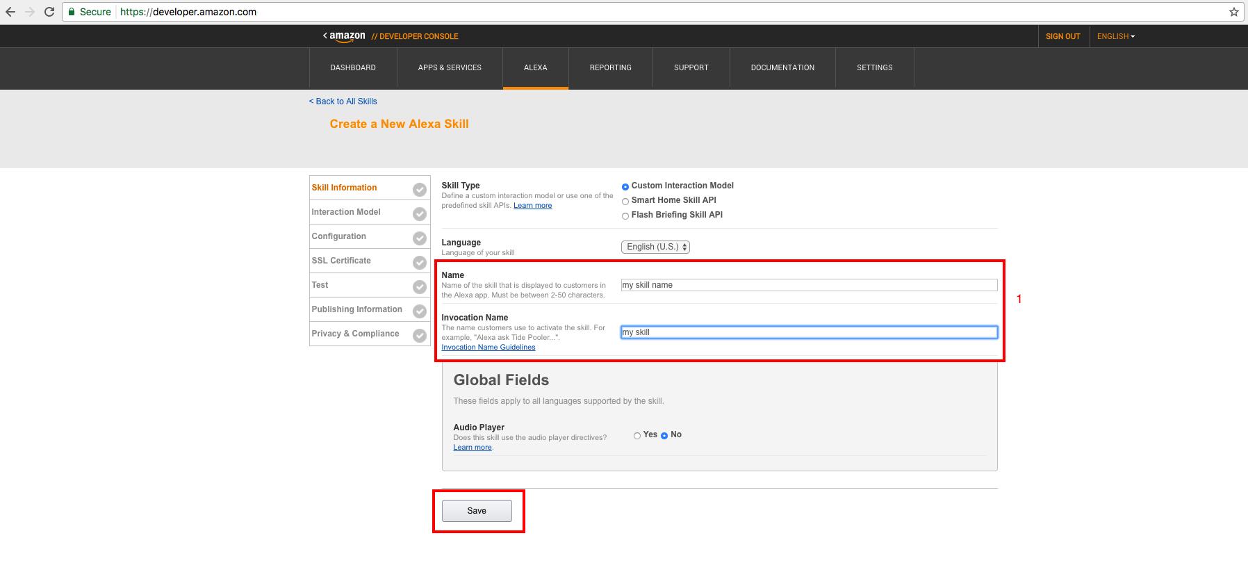 node alexa starter kit 4 addskill png
