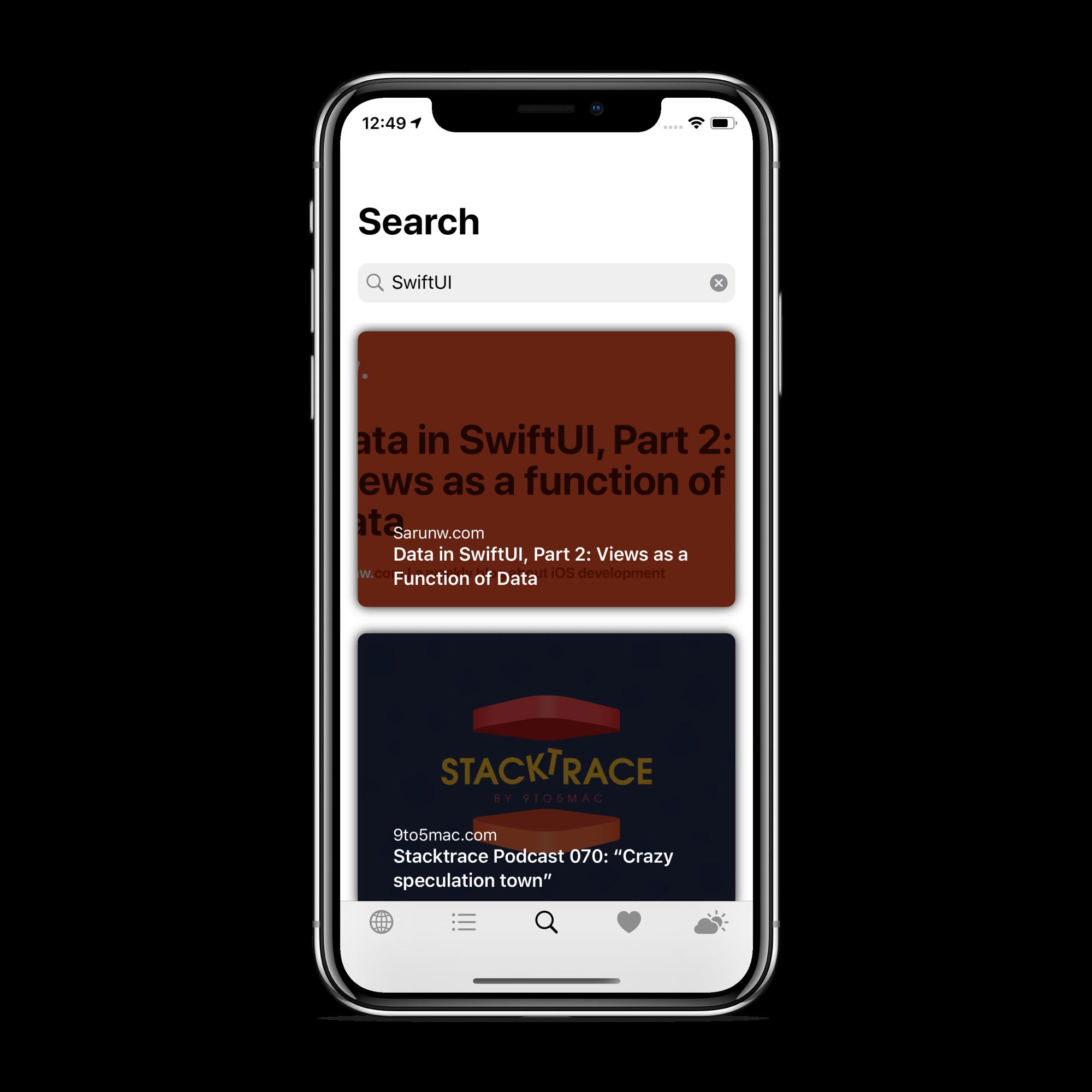 SearchForArticlesTab