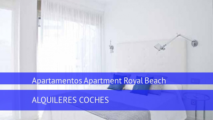 Apartamentos Apartment Royal Beach