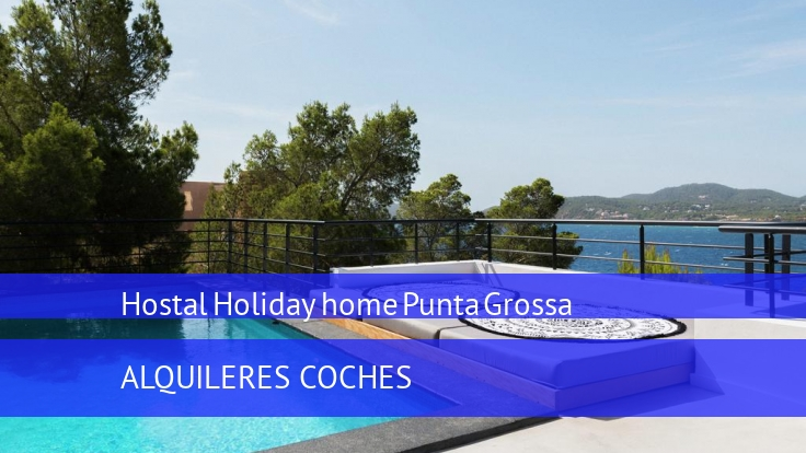 Hostal Holiday home Punta Grossa