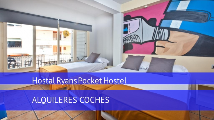 Hostal Ryans Pocket Hostel