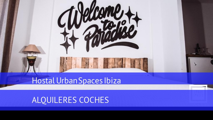Hostal Urban Spaces Ibiza