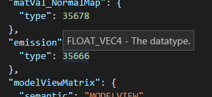 Hover tooltips