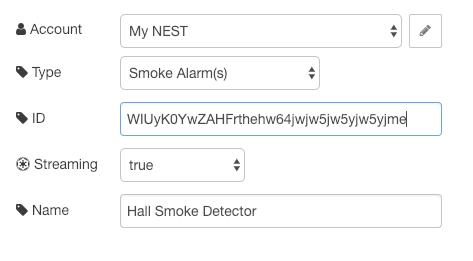 Nest Configuration