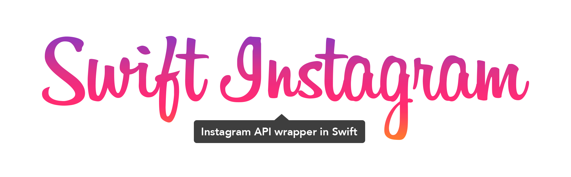 SwiftInstagram Logo