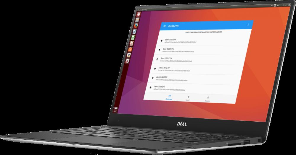 Screenshot Dell