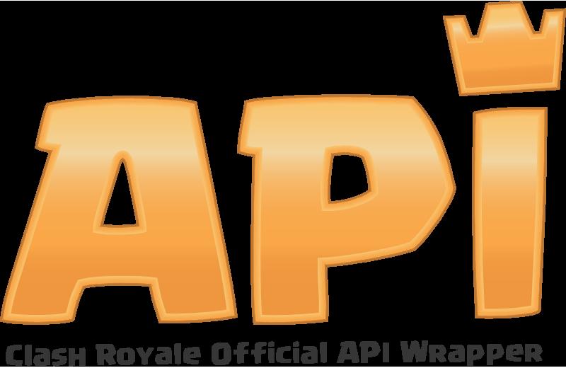 Clash Royale Official API Wrapper logo