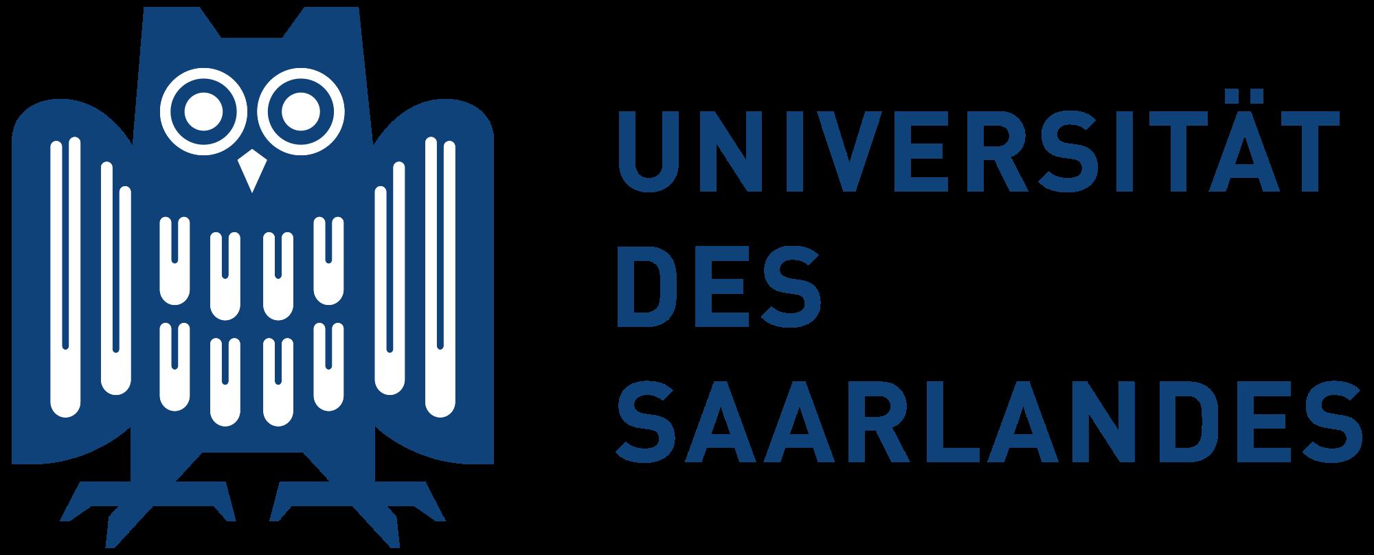 Saarland University Logo